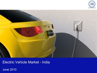 Electric Vehicle Market in India 2010