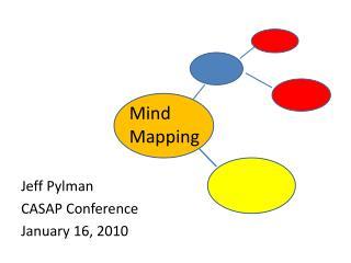Jeff Pylman CASAP Conference January 16, 2010
