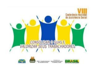 VIII Confer ncia Nacional de Assist ncia Social