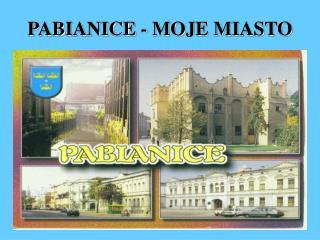 PABIANICE - MOJE MIASTO