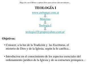TEOLOG A I