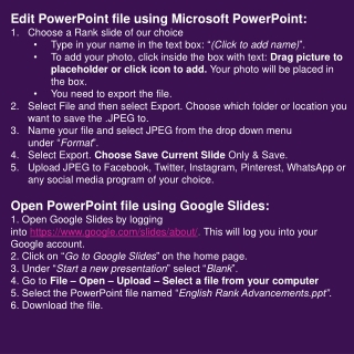 PowerPoint file