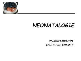 NEONATALOGIE