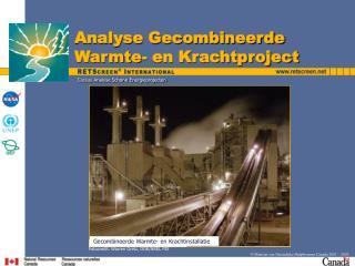 Cursus Analyse Schone Energieprojecten