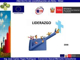 PROYECTO DE COOPERACI N UE-PERU