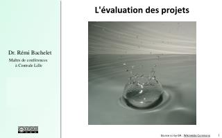 L valuation des projets : indicateurs d impact