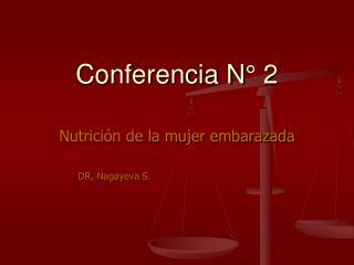 Conferencia N  2