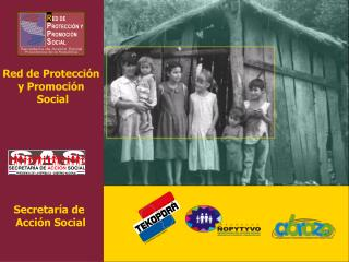 Red de Protecci n  y Promoci n  Social