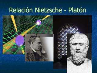 Relaci n Nietzsche - Plat n