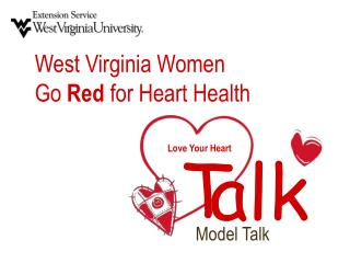 West Virginia Women  Go Red for Heart Health