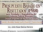 Lic. Julio Cesar Quiroz Herrera