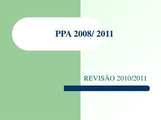PPA 2008