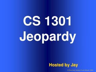 CS 1301