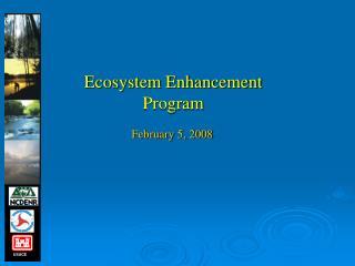 Ecosystem Enhancement Program