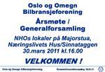 Oslo og Omegn Bilbransjeforening  rsm te