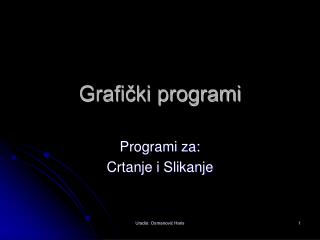 Graficki programi