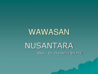 WAWASAN
