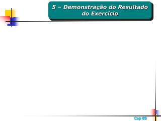5   Demonstra  o do Resultado do Exerc cio