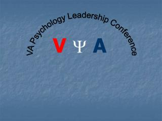 VA Psychology Leadership Conference