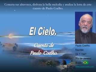 Cuento de Paulo  Coelho.