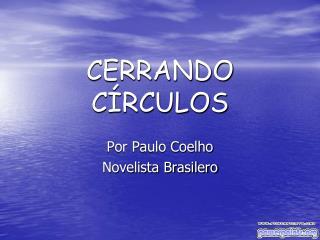 CERRANDO C RCULOS