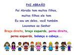 PAI ABRA O