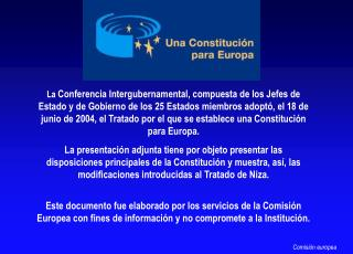 Comisi n europea