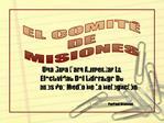 Una Gu a Para Aumentar La Efectividad Del Liderazgo De Misiones Por Medio De La Delegaci n