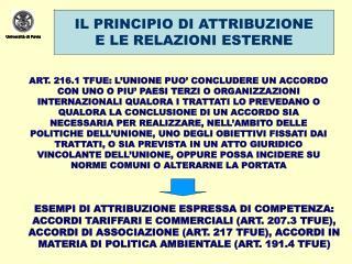 Universit  di Pavia