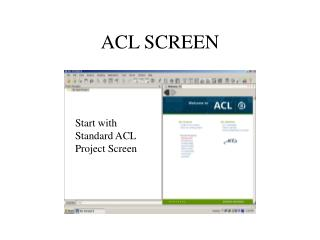 ACL SCREEN