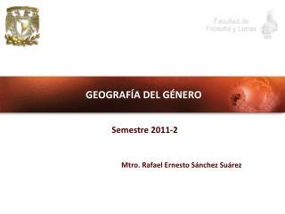 GEOGRAF A DEL G NERO