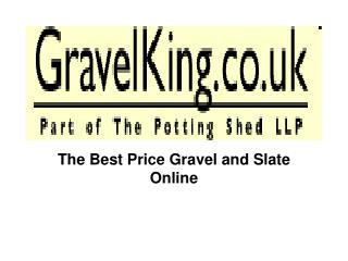 driveway gravel suppliers