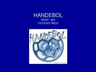 HANDEBOL PROF . BIA COL GIO INEDI