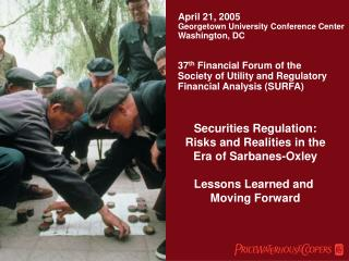Society of Utility and Regulatory Financial Analysis SURFA