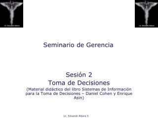 Seminario de Gerencia