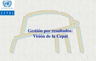 Gesti n por resultados: Visi n de la Cepal