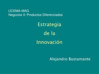 UCEMA-MAG Negocios II: Productos Diferenciados