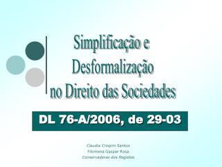 DL 76-A