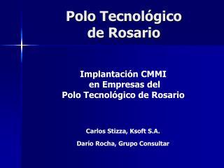 Polo Tecnol gico  de Rosario