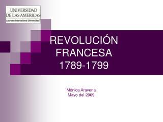 REVOLUCI N FRANCESA 1789-1799