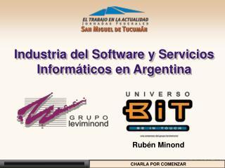 Industria del Software y Servicios Inform ticos en Argentina