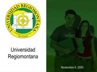 Universidad Regiomontana