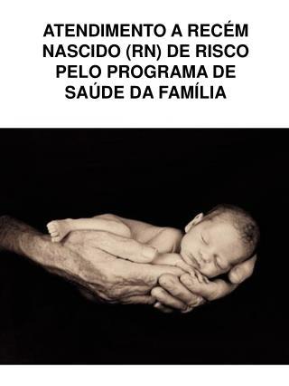ATENDIMENTO A REC M NASCIDO RN DE RISCO PELO PROGRAMA DE SA DE DA FAM LIA