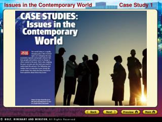 Preview Focusing on the Issue The United Kingdom and South Africa Exploring the Issue Democracy in the UK Democracy in S