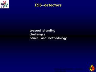 ISS-detectors