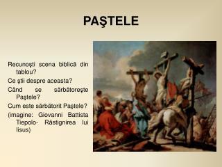 PASTELE