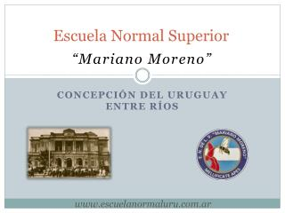 Escuela Normal Superior