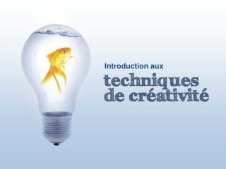 Introduction aux