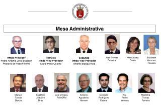 Primeiro Irm o Vice-Provedor   M rio Pinto Coelho