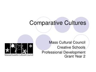 Comparative Cultures